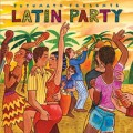 Portada disco - Latin party - Cecilia Noel