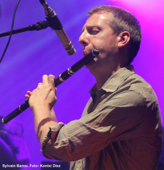 Sylvain Barou