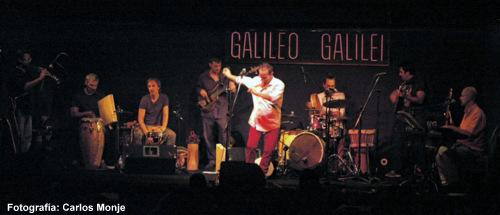 Eliseo Parra y su banda