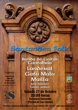 Santander folk 2012