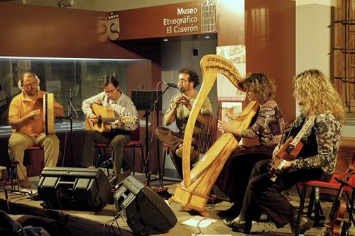 O'Carolan en Los Viernes de la Tradición, 2008