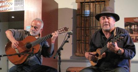 El Colorao y Pérez Brito