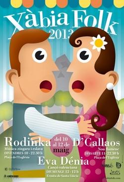 cartell-xabia-folk-2013