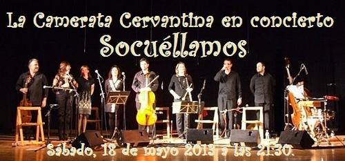 Camerata Cervantina 2013