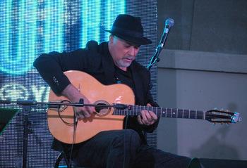 Paco Rivas. Foto: Carlos Monje