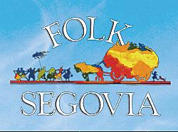 folk Segovia azul