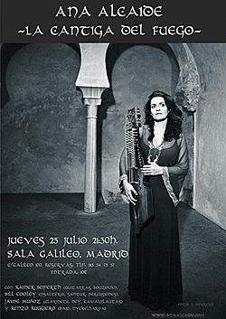 Ana Alcaide Galileo