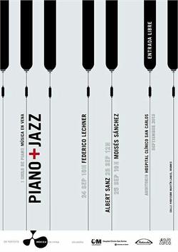 Música en vena, piano jazz
