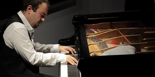 14-Nov - 3 Noches con Moisés P. Sánchez, PIANO SOLO