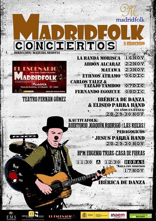 Madrid Folk 2013