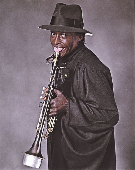 Miles davis trumpet