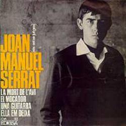 Serrat EP 1965 Una guitarra