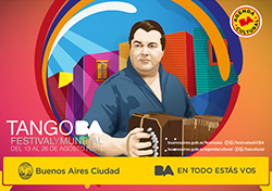 festival Tango Buenos Aires