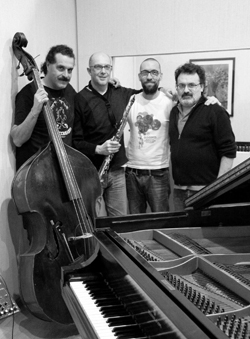 Pablo Ledesma  Pepe Angelillo Cuarteto