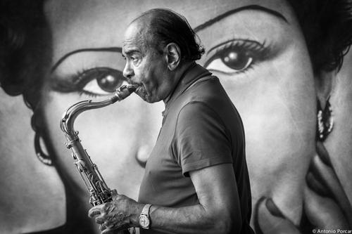 Benny Golson poe Antonio Porcar Cano