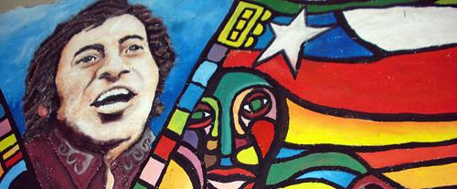 Víctor Jara - Mural