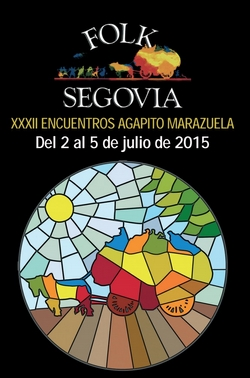Cartel folk Segovia [250]