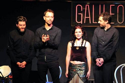 Ana Alcaide en Galileo