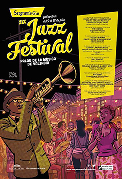 jazz valencia
