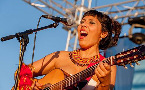 Soema Montengro en Sines 2015