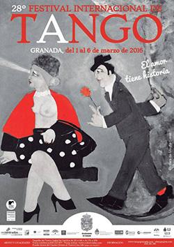 28 Festival Internacional de Tango de Granada