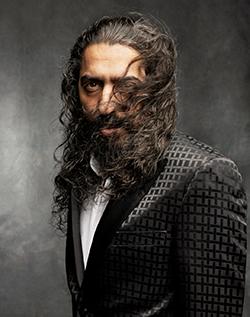 El Cigala retrato by Jordi Socias