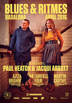 Festival Blues & Ritmos Badalona 2016