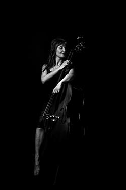 Giulia Valle. Músic de Jazz. /Carles Palacio