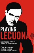 Playing Lecuona (vertical)