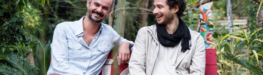 Seba Dorso y Marcos Monk