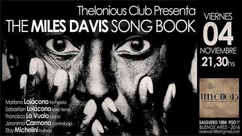 Mariano Loiacono - Miles Davis