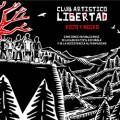 Club Artístico Libertad. Rojo y negro. 250