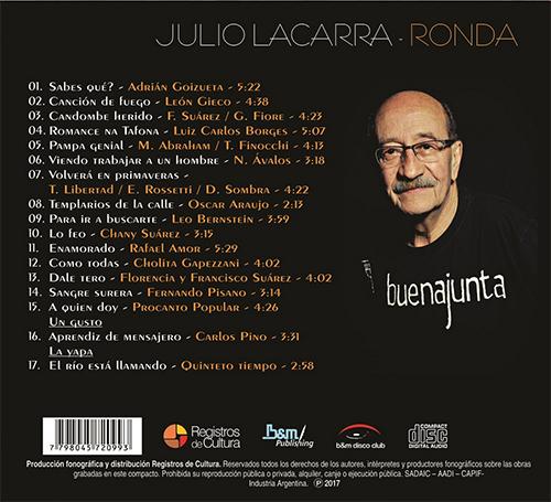Julio Lacarra - Ronda 500