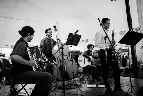 Jazz on line